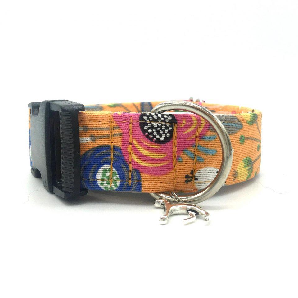 Collar – Otoño y marisposas – 03