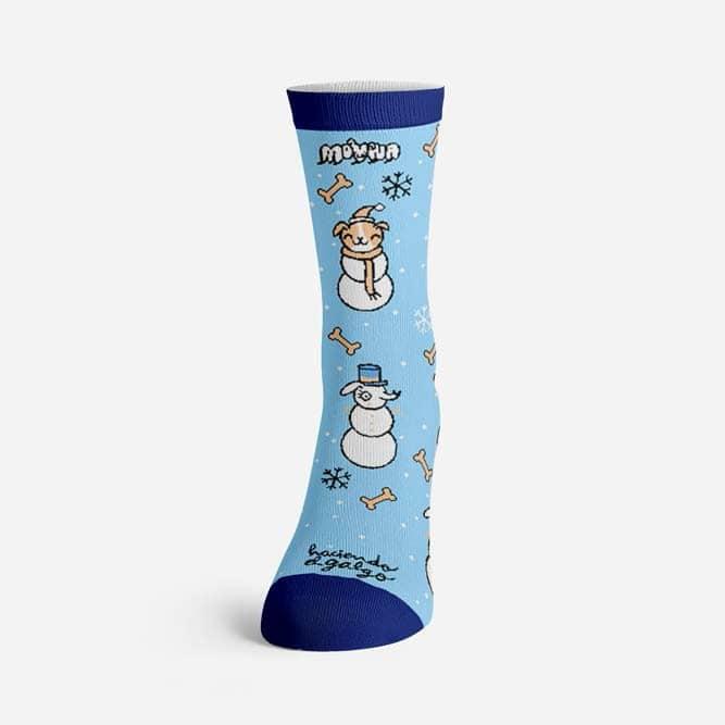 calcetines piensa en frío